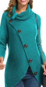 Grecerelle chunky sweater